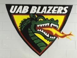 UAB Mascot